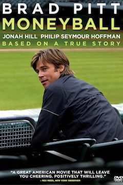 Poster for the movie Moneyball