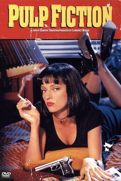 Poster for the movie Pulp Fiction