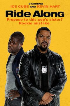 Ride Along movie poster.