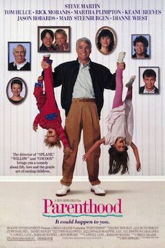 Parenthood movie poster.