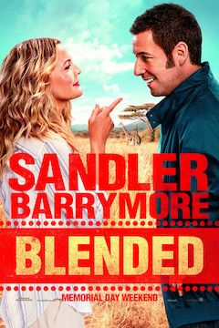 Blended movie poster.