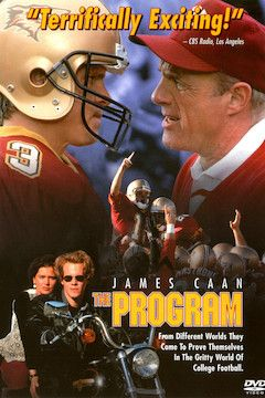 The Program movie poster.