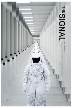 The Signal movie poster.