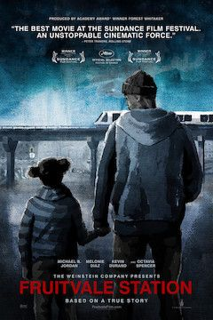 Fruitvale Station movie poster.