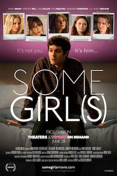 Some Girl(s) movie poster.