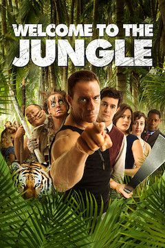 Welcome to the Jungle movie poster.