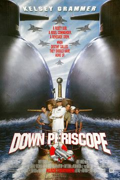 Down Periscope movie poster.