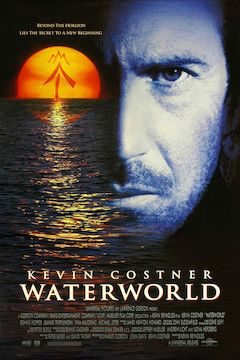 Waterworld movie poster.