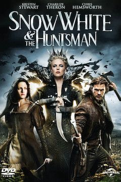 Snow White and the Huntsman movie poster.