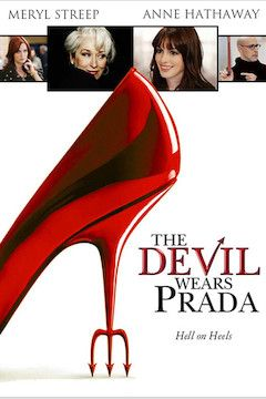 The Devil Wears Prada movie poster.