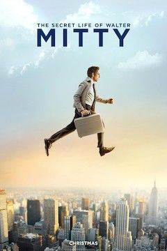 The Secret Life of Walter Mitty movie poster.