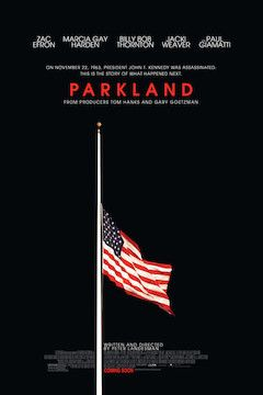 Poster for the movie Parkland