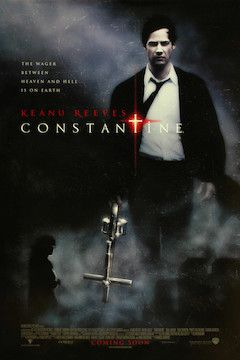 Poster for the movie Constantine