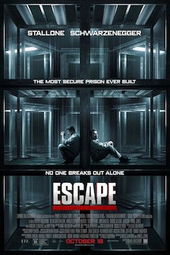 Poster for the movie Escape Plan