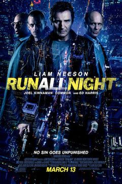 Poster for the movie Run All Night