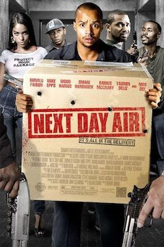 Next Day Air movie poster.