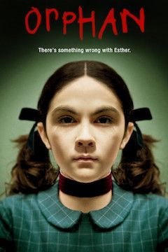 Poster for the movie Orphan
