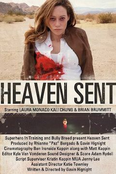 Heaven Sent movie poster.