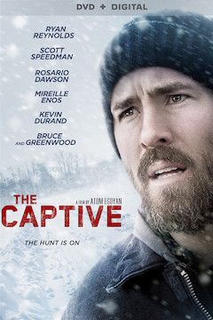Poster for the movie The Captive
