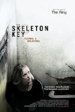 Poster for the movie The Skeleton Key