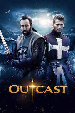 Outcast movie poster.
