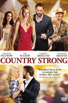 Country Strong movie poster.