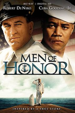 Men of Honor movie poster.