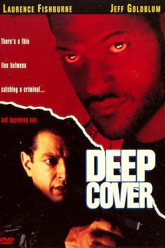 Deep Cover movie poster.
