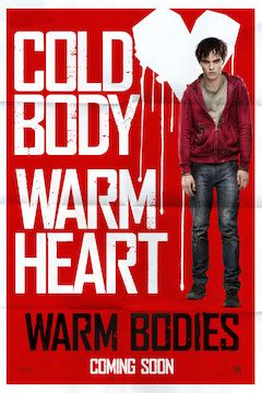Poster for the movie Warm Bodies