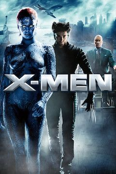 X-Men movie poster.