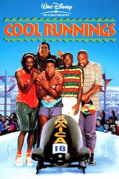 Cool Runnings movie poster.