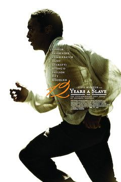 Poster for the movie 12 Years a Slave