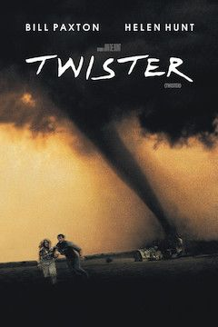 Twister movie poster.