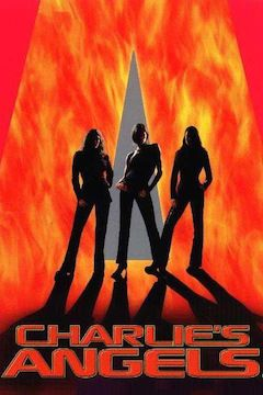 Poster for the movie Charlie's Angels
