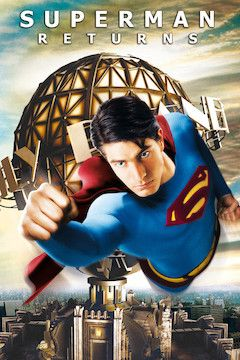 Superman Returns movie poster.