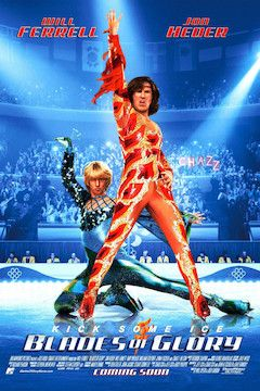 Blades of Glory movie poster.