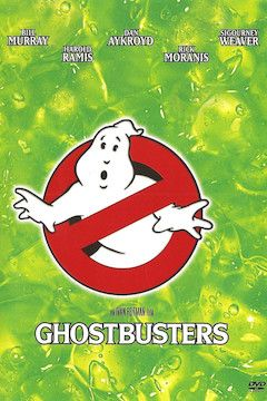 Poster for the movie Ghostbusters