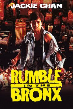 Rumble in the Bronx movie poster.