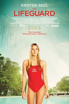 The Lifeguard movie poster.
