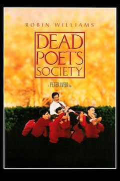 Poster for the movie Dead Poets Society