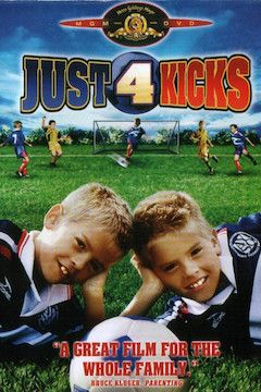Just for Kicks movie poster.