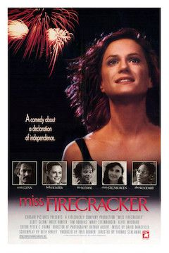 Miss Firecracker movie poster.