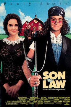 Son-in-Law movie poster.