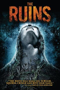 The Ruins movie poster.