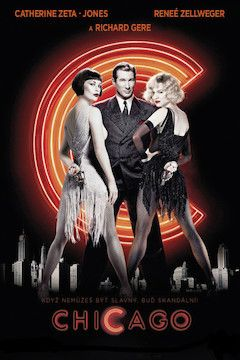 Chicago movie poster.