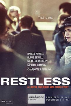 Poster for the movie Restless