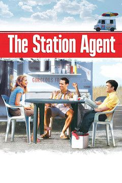 The Station Agent movie poster.
