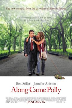 Along Came Polly movie poster.
