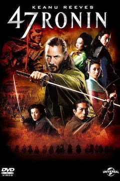 Poster for the movie 47 Ronin
