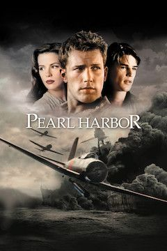 Pearl Harbor movie poster.